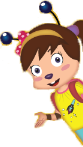 Kuntum Female Mascot